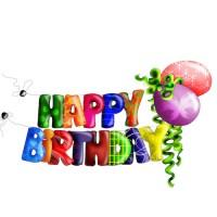 С Днем рождения – 50 готовых надписей